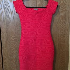 small Wet Seal red bodycon dress